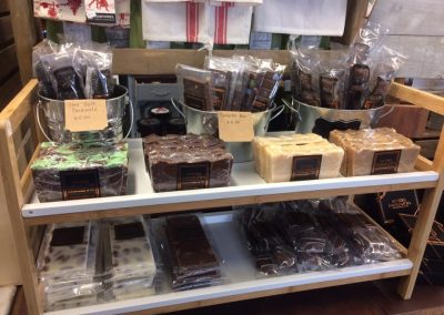 fudge treehuggers farm gift store