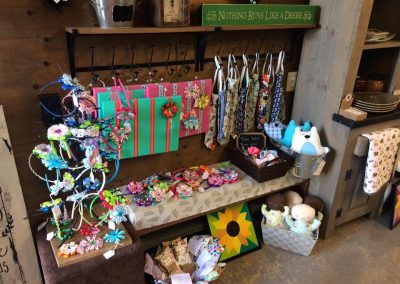 hair clips and hair bands treehuggers farm gift store