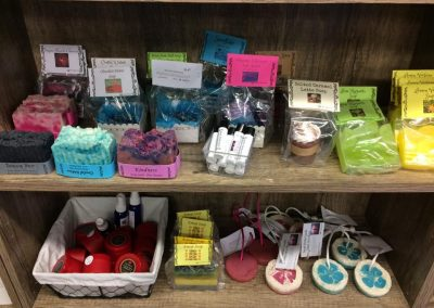 homemade soaps treehuggers farm gift store