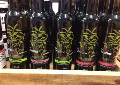 the pristine olive olive oils treehuggers farm gift store
